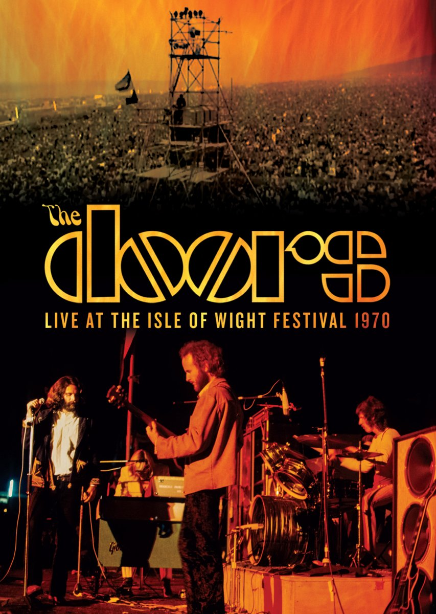THE DOORS - «Live At The Isle Of  Wight Festival 1970»