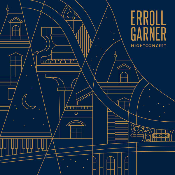 ERROLL GARNER - «Nightconcert»